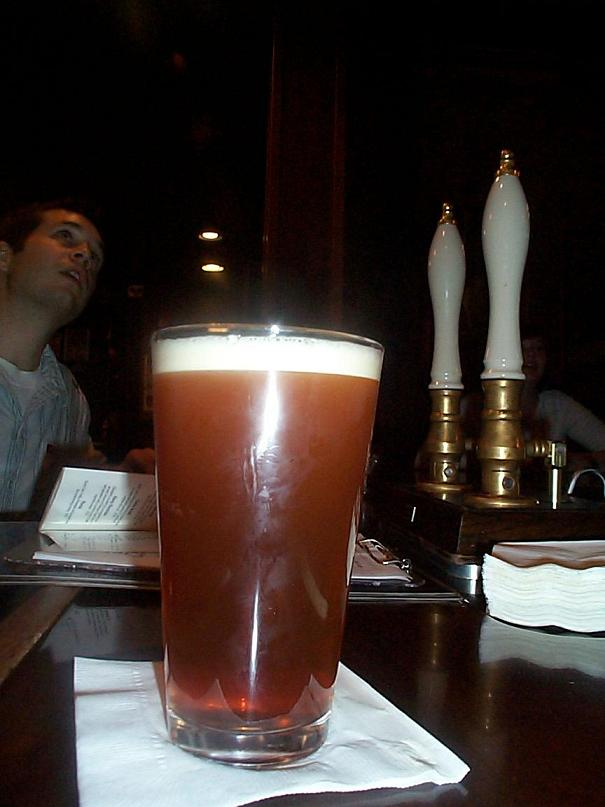 Town Hall Cask IPA